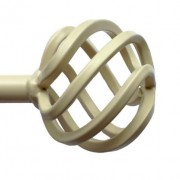 19mm Basket Finial – Almond