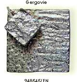 GERGOVIE – SILVER