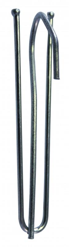 Curtain Hook 2 Prong Pin Hook Long Neck 127120 Curtain