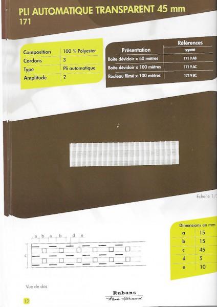 171 – 45mm – Transparent