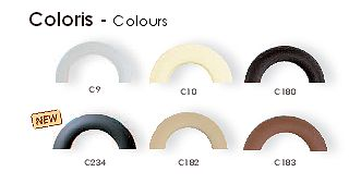 coloured eyelets – 2