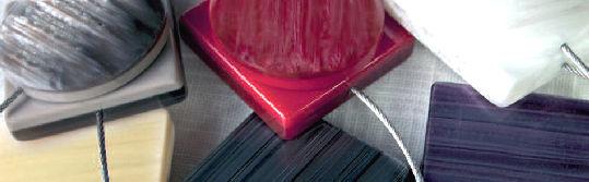 Magnetic Tieback Marble 948583 Curtain Genius