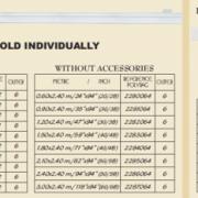 Cord Locking System P-864