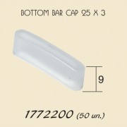 bottom Bar Cap