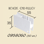 reversible end-pulley