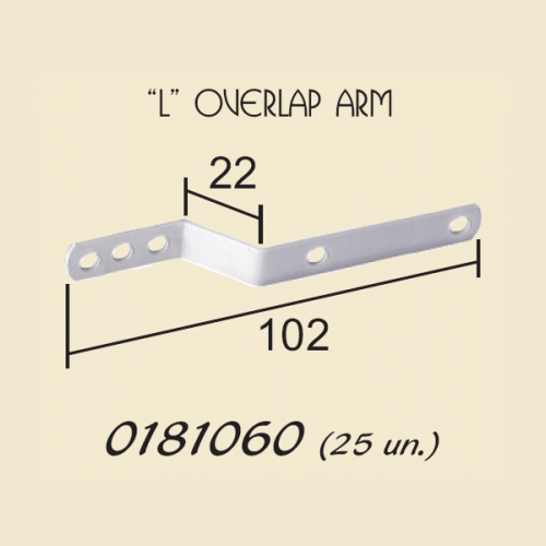 overlap arm