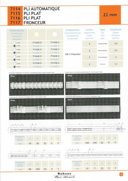 22mm tape – page 1