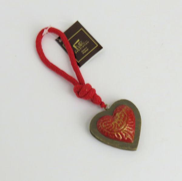 arbois Key tassel – 078 – red – 348549